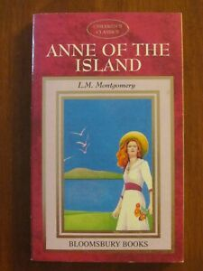 ANNE OF THE ISLAND by L M MONTGOMERY SC EXC 1994