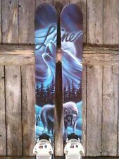 Line Anthem Skis 178 cm W/ Marker Jester Bindings. 2008 year