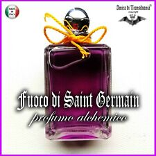 fuoco fiamma viola saint germain profumo alchemico rituale magia alchimia wicca