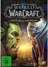 World of Warcraft Battle for Azeroth WOW CD Key Battle.net Code Neu PC [EU/DE]