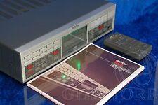 ►REVOX B 225◄LETTORE CD PLAYER CDM1 2 TDA1540 + TELECOMANDO B201CD E MANUALE !!