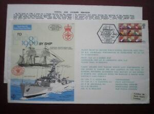 RAF COVER C70 TO LONDON 1980 BY SHIP