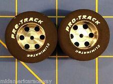 Pro Track Custom TQ 1 3/16 x .700 Rear Drag Tires #N245 Mid America Raceway