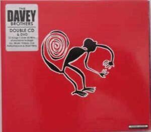 THE DAVEY BROTHERS monkey no, monkey child, monkey ssee monkey do (2X CD & DVD)