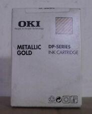 Original OKI Schriftbandkassette Metalic Gold 41067615  für DP-5000 DP-5000S OVP