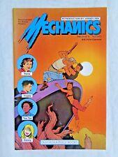 Mechanics No. 2 Nov. 1985 Fantagraphics Books Jaime Hernandez 1st Print NM (9.4)