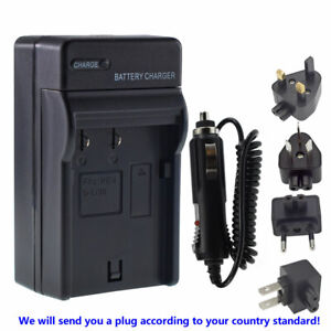 Battery Charger D-Li90 L190 Li90P L190P D-BC90 645 K7 K3 II K5 II IIs K01 K-7