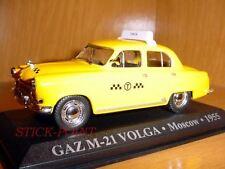 M-21 m21 gaz volga taxi moscow (russia) 1955 1:43 rare