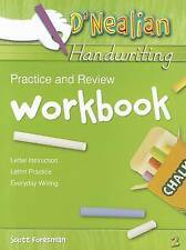 USED (VG) D'Nealian Handwriting Practice and Review Workbook -2 by Scott Foresma