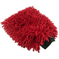 Microfiber Wash Mitt Super Soft Car Washing Glove Premium Quality Noodle Sponge