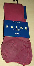 Falke 13625 Family - Unisex Baby Strumpfhose - Größe: 50-56 - Rosa 8520 - NEU