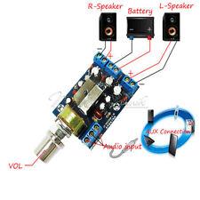 TEA2025B 3W+3W AC5-9V DC5-12V 2.0 Stereo Dual Channel Mini Audio Amplifier Board