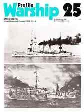 MARINA Warship Profile 25 - SMS Emden - DVD