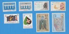 TURKEY - scott 246 // 2345    VFMNH    EUROPA   1983-1986