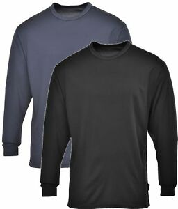 Portwest thermal base-layer moisture wicking long sleeved top #B133