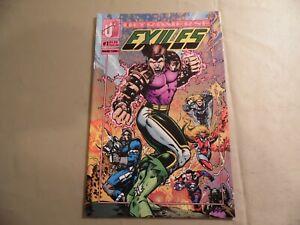 Exiles #1 (Malibu 1993) Ultraverse / Free Domestic Shipping