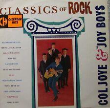 COL JOYE with THE JOY BOYS Classics Of Rock LP