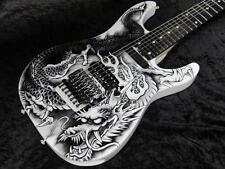 Schecter PA-ZK-T7 Original Dragon Graphic Electric Guitar Japan!
