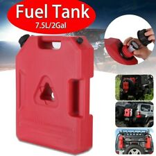 2 Gallon Fuel Pack Spare Container Off-Road ATV Pack Jerry Can Polaris Gas Can