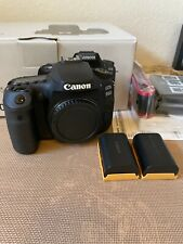 Canon EOS 90D 32.5MP 4K Digital SLR Camera Body near mint