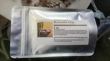 Cosmetic Grade Bentonite Clay, 5 oz