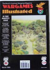 Kiegsspiele Illustriert - Ausgabe 66 März 1993 - Die Gwalior Campaign 1843