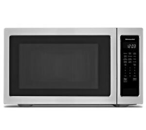 KitchenAid 2.2 Cu. Ft. Microwave w/ Sensor Cooking - Stainless Steel KMCS3022GSS