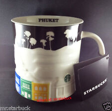 Thailand Starbucks PHUKET Relief 2015 Collector Series Original Coffee Mug NEW