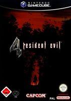 Nintendo GameCube Spiel - Resident Evil 4 DEUTSCH mit OVP