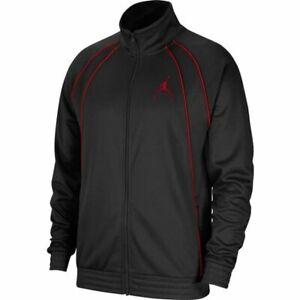Jordan Nike Mens Air Jumpman Track Suit Full Zip Jacket Sweatshirt Medium NEW