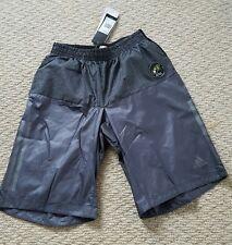 Adidas Reflective Shorts de Course Supernova Climacool 11 in (environ 27.94 cm) Gris Taille S