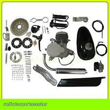80cc 2 Stroke Sliver Bike Cycle Motor Engine Motorized Bicycle Bike Engine Kits