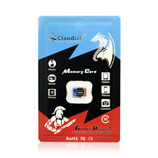Cloudisk Games Ready Memory Cards 32GB Micro SD U1 Class10 5 Years Warranty