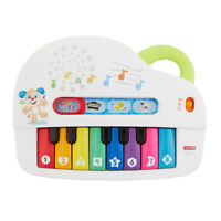 Fisher-Price Laugh And Learn Silly Sounds Light Up Piano Baby Activity Toy