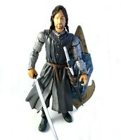 Council Of Elrond Aragorn Toybiz LOTR Lord Of The Rings Action Figure Complete