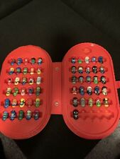Marvel Mighty Beanz - 2003 - Series 1 - Complete Set (1-56) - NM
