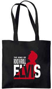 Elvis Presley - Elvis Silhouette - Tote Bag (Jarod Art Design)