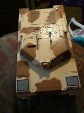 1993 Galoob Micro Machines Battle Tank Playset