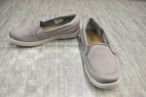 **Skechers On-The-Go Bliss Sandie 16521 Walking Shoe, Women's Size 5.5, Gray NEW