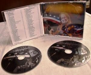 WILLIE NELSON Best of... 2-CD-SET Neuwertig ANTHOLOGIE Compilation SAMPLER Kult!