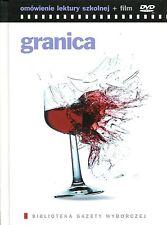 Granica (DVD) Jan Rybkowski - Region ALL / POLISH, POLSKI