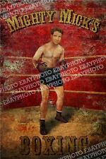 "MIGHTY MICKS BOXING GYM - Replica Signs from ROCKY 20""x30"" Art Posters"