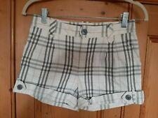 Burberry Ladies Shorts Size S