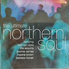 NEW SEALED - ULTIMATE NORTHERN SOUL - R&B Pop Music CD Album Sequins Vernee Day