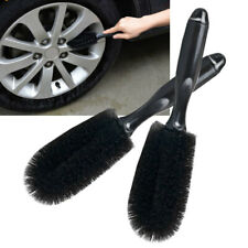 Car Truck SUV Wheel Tire Rim Scrub Brush Washing Cleaner Vehicle Cleaning Tool