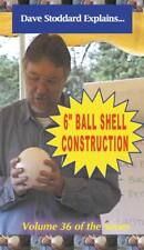 "Making a 6"" ball shell video - professional fireworks"
