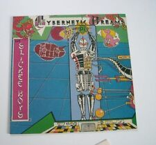 "The SLICKEE BOYS ""Cybernetic dreams"" (Vinyl 33t/LP) 1984"