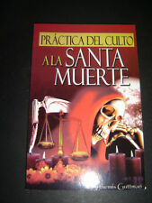 BOOK PRACTICA DEL CULTO A LA SANTA MUERTE libro para atraer la armonia