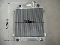 aluminum radiator FORD Low Boy W/FLATHEAD ENGINE 1932