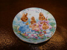 Avon 1992 Colorful Moments Easter Plate New